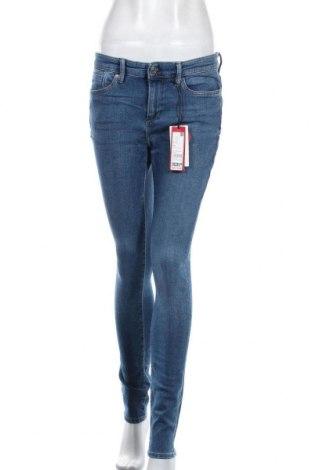 Γυναικείο Τζίν S.Oliver, Μέγεθος M, Χρώμα Μπλέ, 99% βαμβάκι, 1% ελαστάνη, Τιμή 19,73€
