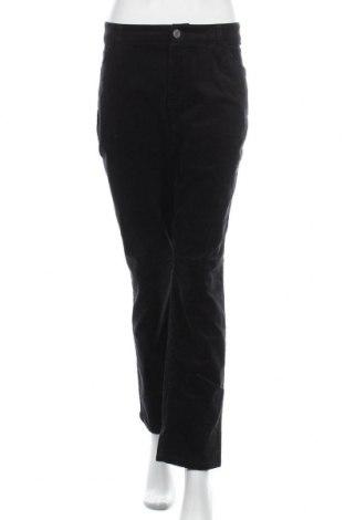 Dámské manšestráky  Christian Berg, Velikost XL, Barva Modrá, 98% bavlna, 2% elastan, Cena  701,00Kč