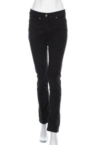 Γυναικείο κοτλέ παντελόνι Esmara, Μέγεθος M, Χρώμα Μαύρο, 98% βαμβάκι, 2% ελαστάνη, Τιμή 7,05€