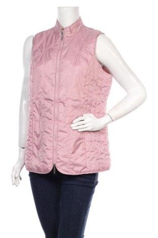 Γυναικείο γιλέκο Laura Torelli, Μέγεθος L, Χρώμα Ρόζ , Πολυεστέρας, Τιμή 6,59€