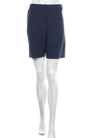 Дамски къс панталон Denim Hunter, Размер M, Цвят Син, 95% полиестер, 5% еластан, Цена 14,75лв.