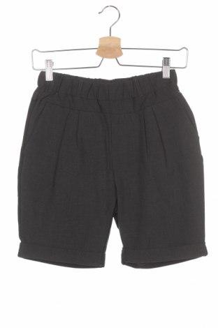 Дамски къс панталон Kaffe, Размер XS, Цвят Сив, Памук, еластан, полиестер, вискоза, Цена 51,75лв.