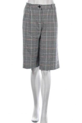 Дамски къс панталон Triangle By s.Oliver, Размер L, Цвят Многоцветен, 64% полиестер, 34% вискоза, 2% еластан, Цена 64,50лв.