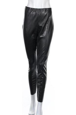 Pantaloni de piele pentru damă, Mărime XL, Culoare Negru, Piele ecologică, Preț 107,10 Lei