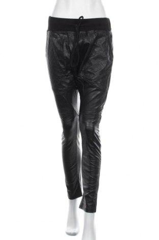 Pantaloni de piele pentru damă Darkside, Mărime M, Culoare Negru, Piele ecologică, Preț 129,15 Lei