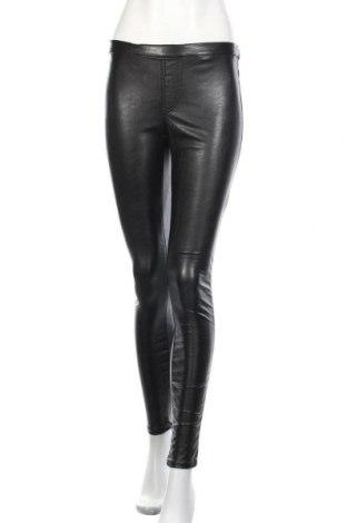 Pantaloni de piele pentru damă ONLY, Mărime M, Culoare Negru, Piele ecologică, Preț 96,16 Lei