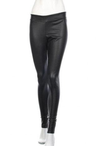 Pantaloni de piele pentru damă Supertrash, Mărime M, Culoare Negru, Piele ecologică, Preț 149,21 Lei