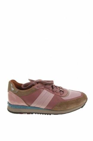 Γυναικεία παπούτσια Bally, Μέγεθος 37, Χρώμα Ρόζ , Γνήσιο δέρμα, φυσικό σουέτ, Τιμή 115,05€