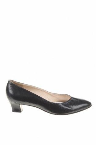 Γυναικεία παπούτσια Bally, Μέγεθος 38, Χρώμα Μαύρο, Γνήσιο δέρμα, Τιμή 103,46€