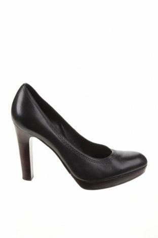 Дамски обувки Buffalo, Размер 41, Цвят Черен, Естествена кожа, Цена 59,25лв.