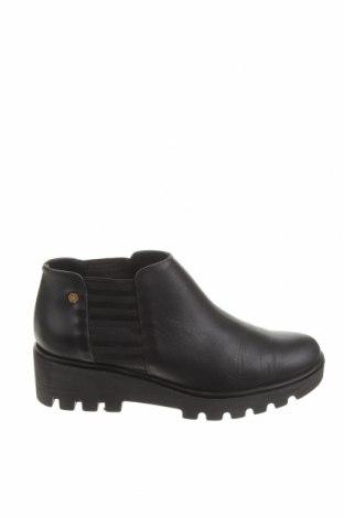 Dámské boty  Cuple, Velikost 36, Barva Černá, Pravá kůže, textile , Cena  682,00Kč