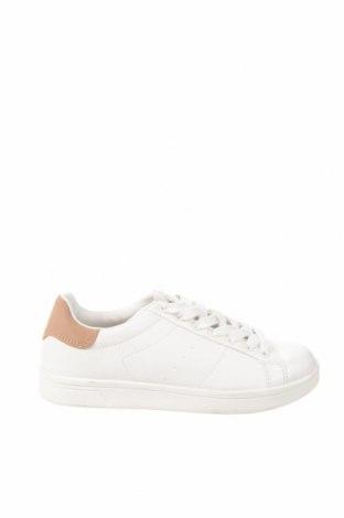 Γυναικεία παπούτσια Lefties, Μέγεθος 35, Χρώμα Λευκό, Δερματίνη, Τιμή 26,80€