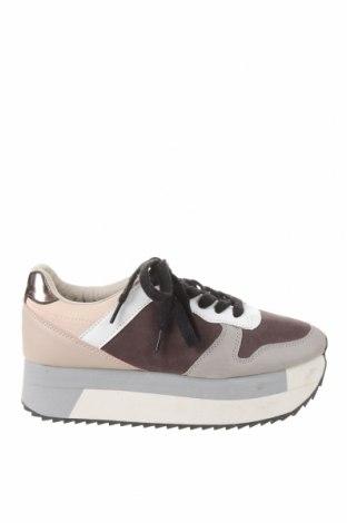 Γυναικεία παπούτσια Lefties, Μέγεθος 39, Χρώμα Πολύχρωμο, Δερματίνη, κλωστοϋφαντουργικά προϊόντα, Τιμή 25,26€