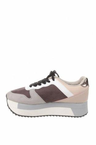 Γυναικεία παπούτσια Lefties, Μέγεθος 39, Χρώμα Πολύχρωμο, Δερματίνη, κλωστοϋφαντουργικά προϊόντα, Τιμή 18,95€