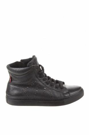 Dámské boty  Levi's, Velikost 38, Barva Černá, Pravá kůže, Cena  885,00Kč