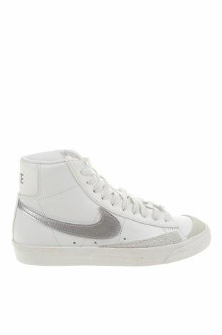 Încălțăminte de damă Nike, Mărime 40, Culoare Alb, Piele naturală, Preț 466,28 Lei