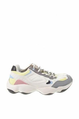 Γυναικεία παπούτσια Oysho, Μέγεθος 36, Χρώμα Πολύχρωμο, Κλωστοϋφαντουργικά προϊόντα, δερματίνη, πολυουρεθάνης, Τιμή 12,45€