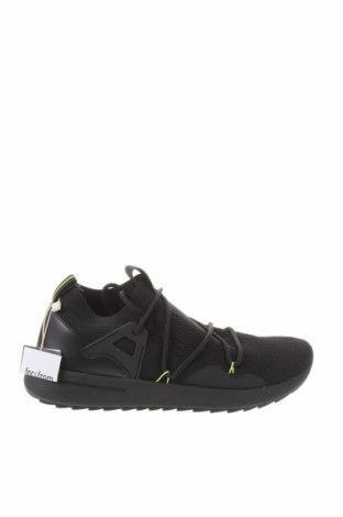 Dámské boty  Oysho, Velikost 38, Barva Černá, Textile , polyurethane, Eko kůže, Cena  859,00Kč
