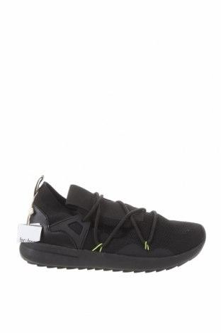 Dámské boty  Oysho, Velikost 37, Barva Černá, Textile , polyurethane, Eko kůže, Cena  492,00Kč