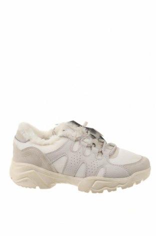 Dámské boty  Oysho, Velikost 38, Barva Bílá, Eko kůže, textile , Cena  408,00Kč