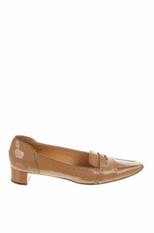 Γυναικεία παπούτσια Tod's, Μέγεθος 38, Χρώμα  Μπέζ, Γνήσιο δέρμα, Τιμή 71,82€