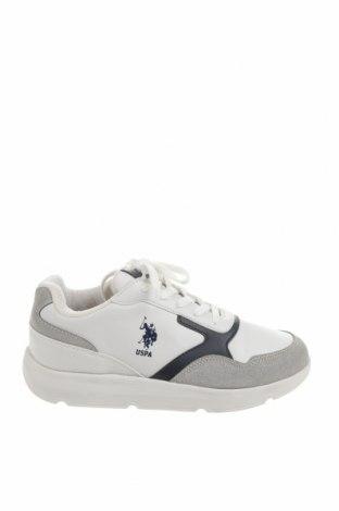 Dámské boty  U.S. Polo Assn., Velikost 38, Barva Bílá, Eko kůže, Cena  1160,00Kč