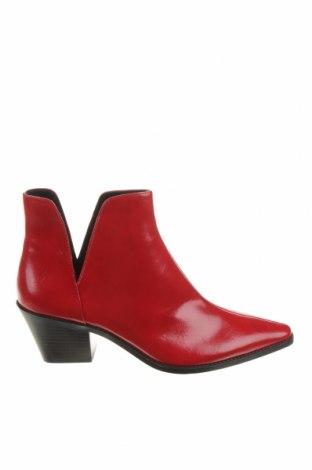 Dámské boty  Zara, Velikost 39, Barva Červená, Eko kůže, Cena  859,00Kč