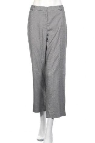 Дамски панталон 212 Collection, Размер L, Цвят Сив, 80% полиестер, 18% вискоза, 2% еластан, Цена 27,30лв.