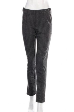 Дамски панталон Alfani, Размер M, Цвят Сив, 58% полиестер, 30% вискоза, 10% полиамид, 2% еластан, Цена 19,11лв.