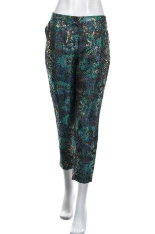 Дамски панталон Atmosphere, Размер M, Цвят Многоцветен, 90% полиестер, 10% метални нишки, Цена 22,68лв.
