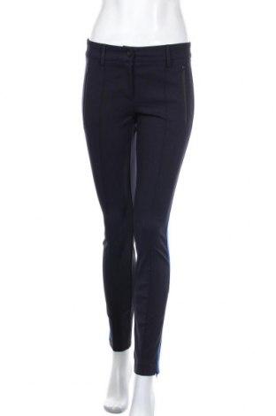 Дамски панталон Cambio, Размер S, Цвят Син, 65% вискоза, 30% полиамид, 5% еластан, Цена 35,28лв.