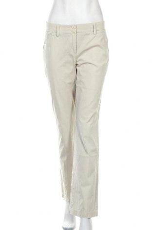 Дамски панталон Cambio, Размер M, Цвят Бежов, 96% памук, 4% еластан, Цена 33,15лв.