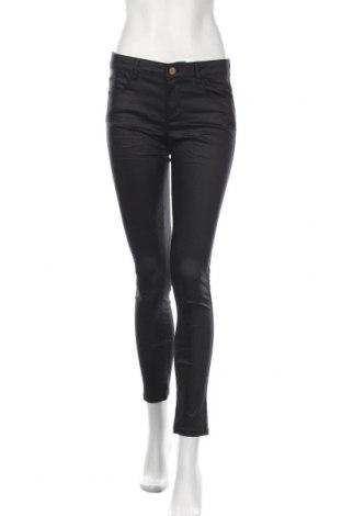 Дамски панталон Cartoon, Размер S, Цвят Черен, 65% памук, 23% полиестер, 10% полиуретан, 2% еластан, Цена 14,44лв.