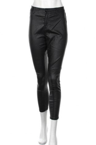 Pantaloni de femei Clockhouse, Mărime XL, Culoare Negru, 77% viscoză, 20% poliamidă, 3% elastan, Preț 82,89 Lei
