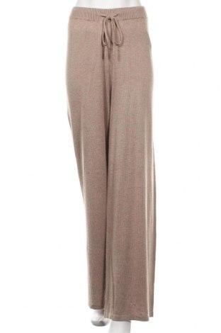 Pantaloni de femei Cream, Mărime XXL, Culoare Bej, 40% viscoză, 30% poliamidă, 20% modal, 10% lână, Preț 391,45 Lei