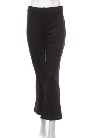 Pantaloni de femei Cream, Mărime M, Culoare Negru, 80% poliester, 17% viscoză, 3% elastan, Preț 424,34 Lei