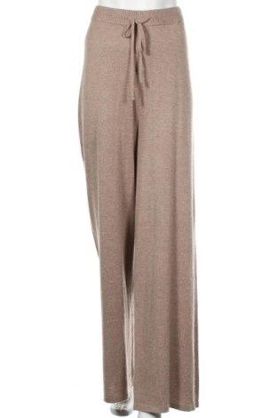 Pantaloni de femei Cream, Mărime XXL, Culoare Bej, 40% viscoză, 30% poliamidă, 20% modal, 10% lână, Preț 424,34 Lei