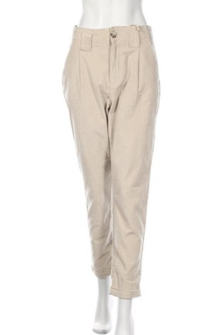 Pantaloni de femei Cream, Mărime M, Culoare Bej, 98% bumbac, 2% elastan, Preț 424,34 Lei