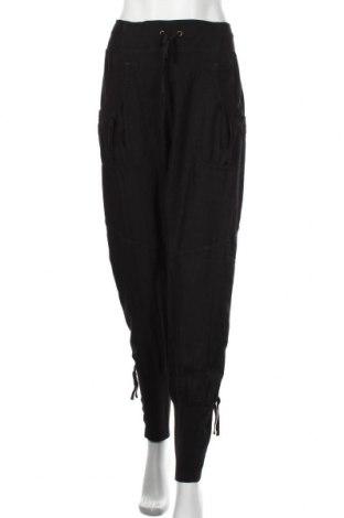 Pantaloni de femei Cream, Mărime M, Culoare Negru, 68% viscoză, 32% poliester, Preț 424,34 Lei