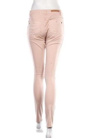 Дамски панталон Culture, Размер M, Цвят Розов, 98% памук, 2% еластан, Цена 23,80лв.