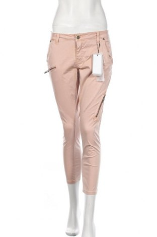 Dámské kalhoty  Culture, Velikost S, Barva Růžová, 99% bavlna, 1% elastan, Cena  742,00Kč
