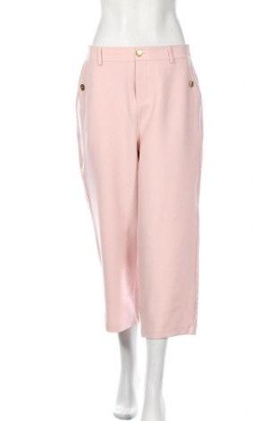 Дамски панталон Culture, Размер M, Цвят Розов, Цена 59,25лв.