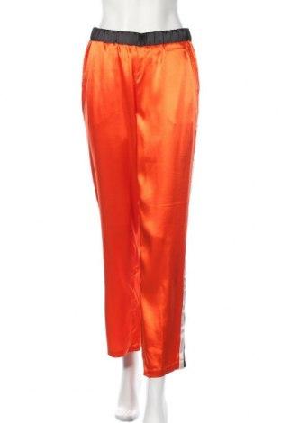 Дамски панталон Denim Hunter, Размер M, Цвят Оранжев, Цена 13,28лв.