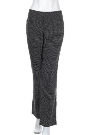 Pantaloni de femei Elle, Mărime M, Culoare Negru, 73% poliester, 25% viscoză, 2% elastan, Preț 22,38 Lei
