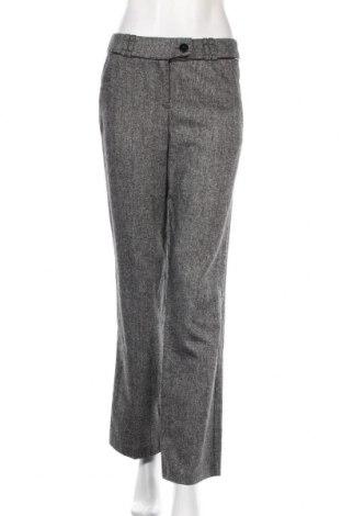Γυναικείο παντελόνι F&F, Μέγεθος S, Χρώμα Γκρί, 71% πολυεστέρας, 13%ακρυλικό, 6% βαμβάκι, 6% βισκόζη, 4% πολυαμίδη, Τιμή 16,89€