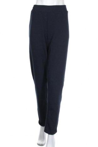 Pantaloni de femei Gina Benotti, Mărime XXL, Culoare Albastru, Poliester, viscoză, elastan, piele ecologică, Preț 89,53 Lei