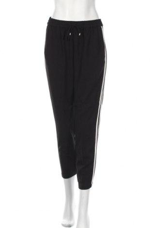 Pantaloni de femei In Wear, Mărime M, Culoare Negru, 63% poliester, 33% viscoză, 4% elastan, Preț 391,45 Lei