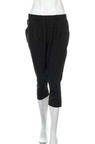Pantaloni de femei Kaffe, Mărime M, Culoare Negru, 68% poliester, 28% viscoză, 4% elastan, Preț 325,66 Lei