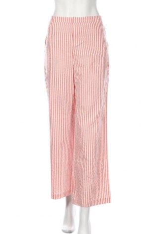 Pantaloni de femei Karen by Simonsen, Mărime M, Culoare Roșu, 55% bumbac, 25% poliester, 20% viscoză, Preț 555,92 Lei