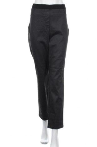 Pantaloni de femei Pfeffinger, Mărime XL, Culoare Negru, 54% bumbac, 29% poliester, 15% viscoză, 2% elastan, Preț 67,64 Lei